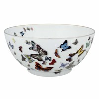 Christian Lacroix Butterfly Parade Salad Bowl