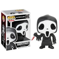 Scream Ghostface Pop! Vinyl Figure : Forbidden Planet
