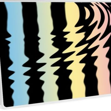 'small wave ' Laptop Skin by zappwaits