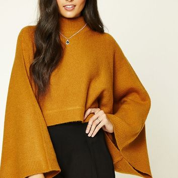 Contemporary Batwing Sweater