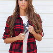 The Beat Of Plaid {Red}