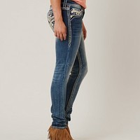 ROCK REVIVAL CODEE SKINNY STRETCH JEAN