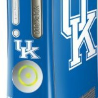 Skinit University of Kentucky Wildcats Vinyl Skin for Microsoft Xbox 360 (Includes HDD)