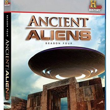 The History Channel & A&E Entertainment - Ancient Aliens: Season 4