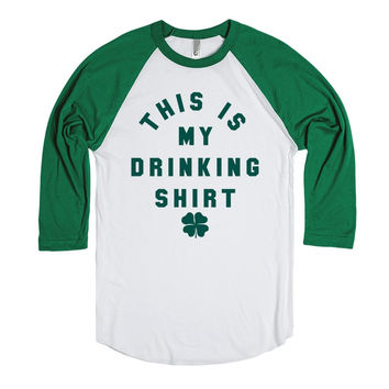Funny St. Patrick's Day Drinking Shirt