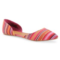 Southwest Stripe Flat