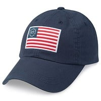 Grand Ole Flag Hat in Navy by Southern Tide