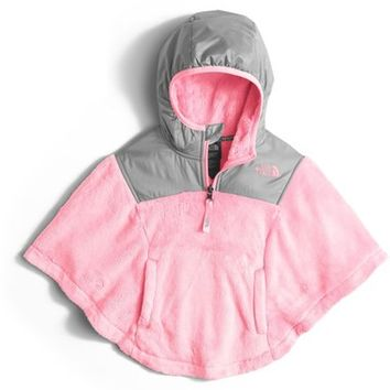 The North Face 'Oso' Fleece Poncho (Toddler Girls & Little Girls) | Nordstrom