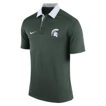 Nike Elite Coaches (Michigan State) Men's Polo Shirt