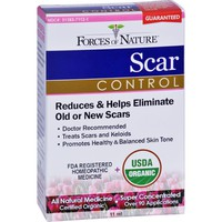 Forces of Nature Organic Scar Control - 11 ml