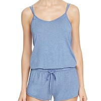 Heidi Klum IntimatesCozy Mornings Teddy Romper