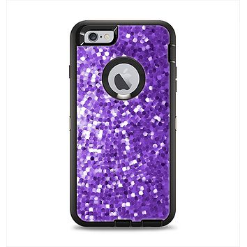 The Purple Shaded Sequence Apple iPhone 6 Plus Otterbox Defender Case Skin Set