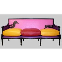 Jimmie Martin COCO LATTE SOFAS - Seating: Sofa - Modenus Catalog