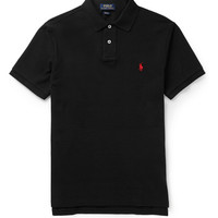 Polo Ralph Lauren - Slim-Fit Cotton-Piqué Polo Shirt | MR PORTER