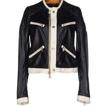 Dsquared2 Jacket - Women Dsquared2 Jackets online on YOOX United States - 41592858EP