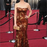 2012 Oscar Fashion Dresses MFOB040