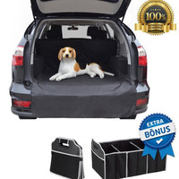 Barking Barrier SUV Cargo Trunk Liner