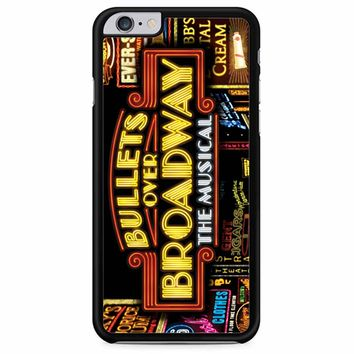 Broadway Musical Light iPhone 6 Plus/ 6S Plus Case