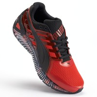 PUMA QuickFlex v2 Men's Running Shoes (Red)