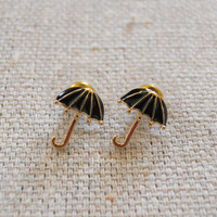 Rainy Day Earrings [3673] - $9.00 : Vintage Inspired Clothing & Affordable Summer Frocks, deloom | Modern. Vintage. Crafted.