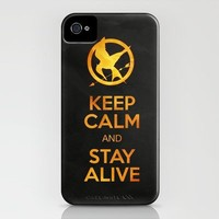 74th Hunger Games iPhone Case by Luke Eckstein | Society6