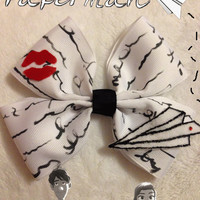 Paperman- Disney Short inspired Bow