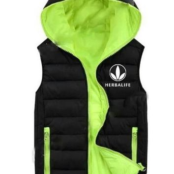 2018 New Herbalife Jacket Coat DH Bike Motorcycle Riding Jacket