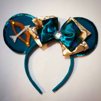 Merida Custom Made Minnie Mouse Ears