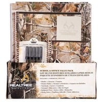 Realtree Camo School & Office Value Pack