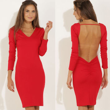 New Fashion Summer Sexy Women Mini Dress Casual Dress for Party and Date = 4432081156