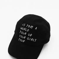 KYC Vintage — World Tour Cap