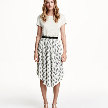 H&M Flared Skirt $34.99