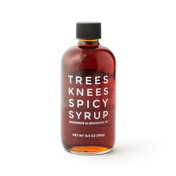 MixedMade Trees Knees Spicy Syrup   Bespoke Post