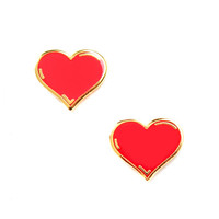Mini Love Hearts Twin Pin Pack