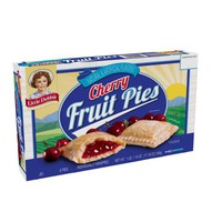 Little Debbie Cherry Fruit Pies, 8 count, 17.19 oz - Walmart.com