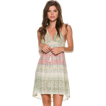 O'NEILL NANCY PRINTED TANK DRESS