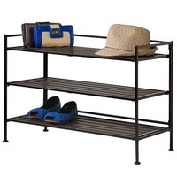Threshold™ 3 Tier Stackable Shelf - Copper