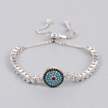 Armitage Avenue Stud and Pave Bracelet