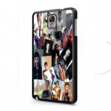 Camerondallas for samsung galaxy note 3 case