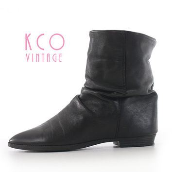 Shop 80s Boots On Wanelo