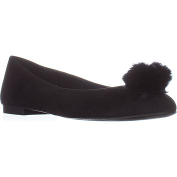 Charles by Charles David Danni Ballet Flats, Black, 5 US