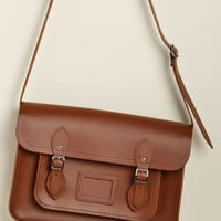 The Cambridge Satchel Company Bag in Brown - 14""