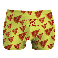 Yes To Pizza underwear