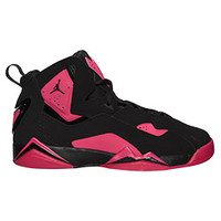 Girls' Grade School Jordan True Flight Basketball Shoes | Finish Line