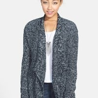 BP. Patchwork Blanket Cardigan (Juniors)