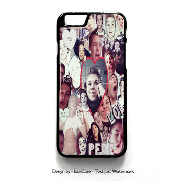 Matthew Espinosa Bandana for iPhone 4 4S 5 5S 5C 6 6 Plus , iPod Touch 4 5  , Samsung Galaxy S3 S4 S5 Note 3 Note 4 , and HTC One X M7 M8 Case Cover