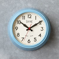 Newgate Electric Wall Clock