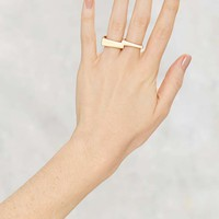 Life on Mars Two-Finger Ring