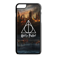 Harry Potter Deathly Hallows Dobby iPhone 6S Plus Case