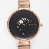 Skagen | Skagen Rose Gold Gitte SKW2371 Watch at ASOS